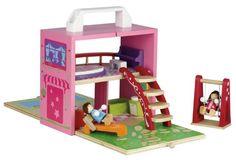 Diggin Box Set Dollhouse