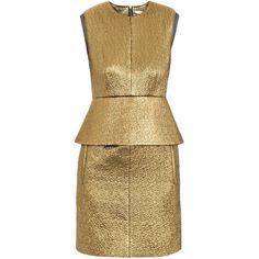 Diane Von Furstenberg Delian dress ($614) via Polyvore
