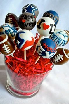 houston texans candy images - Google Search