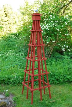 Fröken Gröns Blogg: juni 2011 Diy Pergola, Juni, Green Flowers, Blogg, Garden Inspiration, Garden Design, Backyard, Patio, Tower