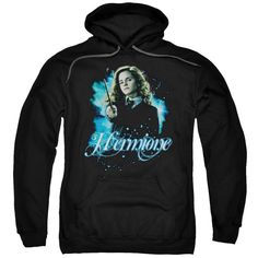Harry Potter Hermione Ready Pull-over Hoodie