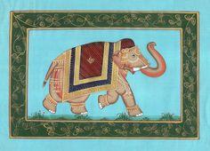 Indian Elephant Mini