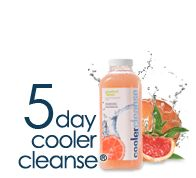 The Cooler Cleanse is a very popular raw juice cleanse that comes with its own cooler for you to carry and take with you.  #JuiceCleanse