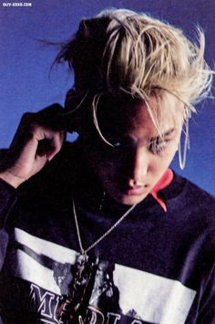 Kai - 160611 'EX'ACT' album contents photo - [SCAN][HQ] Credit: 올리브.