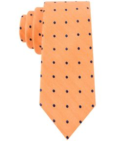 Tommy Hilfiger Dot Slim Tie