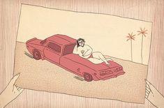 Brian Rea - Modern Love. I love this one.