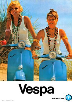 #Vespa The beauty of Vespa