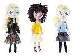 Lalki Laloushka Handmade Dolls, Anime, How To Make, Inspiration, Art, Biblical Inspiration, Art Background, Anime Shows, Kunst