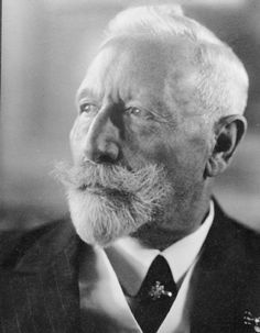 The last official portrait of Kaiser Wilhelm II taken at his place of exile in Doorn, in the Netherlands, in 1938.