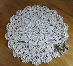 Click to view pattern for - Crochet rug