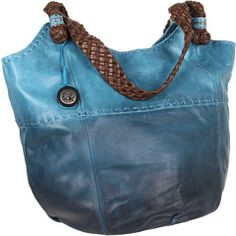 Add a little glamour to your casual attire with this beautifully detailed tote from The Sak Handbags - BagWatcher.com