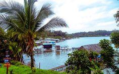 Dorf auf Bastimentos, Panama © Isabella Falter #Mittelamerika