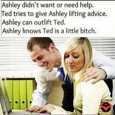 Walk away, Ted