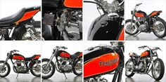Triumph T120 by Biker Pros...