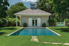 Fieldview Pool House