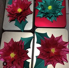 Latas decoradas P Natal