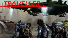 Rezension: Die Spinwärts-Marken – Einstieg ins Traveller-Universum