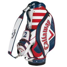 Callaway Limited Edition June Major Staff Bags