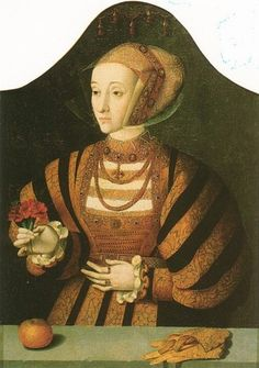Anne of Cleves - the fourth wife of Henry VIII