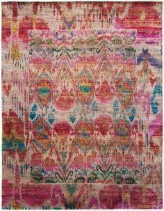 Handmade Moroccan Berber Carpet