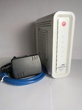 Motorola Arris Doc 3.0 SB6141 Cable Modem Comcast Charter Cox Time Warner Cable