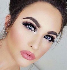 best-fall-face-makeup-looks-ideas-for-women-2016-18