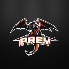 """Prey"" (Mascot Logo) on Behance"