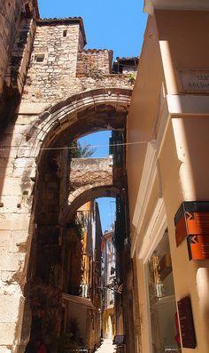 Split / Croatia / old streets #croatia #hrvatska
