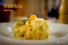 Herzhaftes Kürbisrisotto - Madame Cuisine Rezept