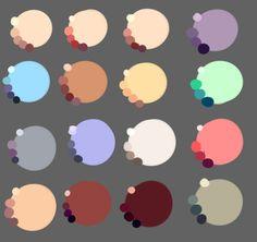 리카 dono에 의하여 피부 색상