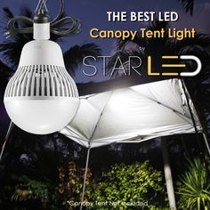 StarLED LED Canopy Tent Light Outdoor Wedding Anniversary Birthday Mitzvah Party #StarLED #Modern Tent Lighting, Home Lighting, Commercial Lighting, Canopy Tent, Wedding Anniversary, Coupons, Camping, Ceiling Lights, Led