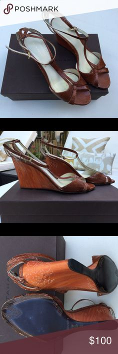 ✨brand new✨ stunning sandals Amazing detail sandals!!! Elie Tahari Elie Tahari Shoes Sandals
