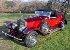 1928 Rolls-Royce Special Roadster