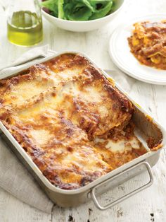 Nothing says 'I love you' like a hearty Lasagne