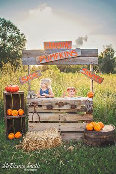 Stephanie Smith Photography: Pumpkin Patch Sample Session