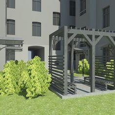 Deweloper Łódź   Kamienice, nieruchomości, mieszkania - Budomal Outdoor Structures, Garden, Garten, Lawn And Garden, Outdoor, Tuin, Gardens, Yard