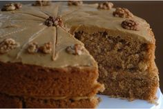 Great British Bake Off: Black Forest gateau, Madeira cake and frosted walnut cake recipes