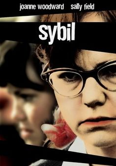 Sybil (1976)  stars Sally Field in an Emmy-winning turn as New York City teacher Sybil Dorsett who had multiple personalities.  This is a true story of torture and child abuse by Sybil's own Mother.  Joanne Woodward portrays the compassionate Dr. Wilbur.