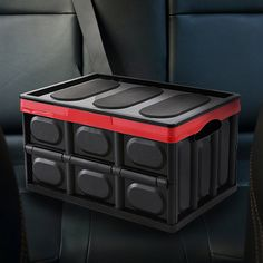 Trunk Organization, Storage Trunk, Car Storage Box, Car Boot Organiser, Car Trunk, Wood Tools, Space Saving, Car Seats, Trunks