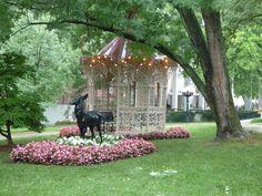 Belmont University;  Nashville, Tennessee.  Beautiful!