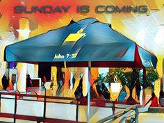 Sunday is coming @TheCupofFaith #TheCupOfFaith #SundayIsComing #ChristianCoffeeShop #Ortigas #Pasig #Philippines #Manila #coffee #shop