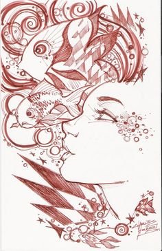 #Delirium (Neil Gaiman's 'Sandman') by ~KidNotorious on deviantART