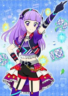 Rock and Roll(Dance Fushion) Sumire Hinaki