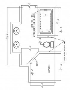 Bathroom Layout Double Sink small bathroom layouts with shower. traditional master bathroom