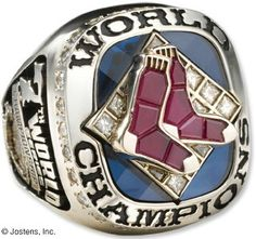 Red Sox 2007 Championship Ring