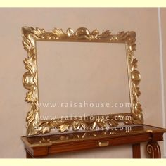 Mirror - Raisa House Indonesia #Mirrorfurniture #Woodenfurniture #LIvingfurniture #Classicmirror #Bedsetfurniture #Mahoganyfurniture #FrenchFurniture #IndonesiaFurniture Mahogany Furniture, Living Furniture, Furniture Offers, French Mirror, Mirrored Furniture, Classic Mirror, Hotel Project, Furniture Factory, Bed Furniture Set