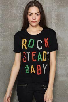 Altru Rock Steady Baby Tee