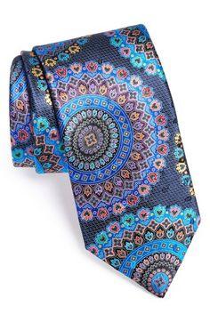 Just wow!!! Ermenegildo Zegna 'Quindici' Print Silk Tie | Nordstrom