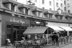 - Le Haricot Rouge - 10 Rue Baudrairie, 35000 Rennes du mardi au samediµ 11h15-21h 02 99 79 36 23