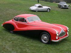 Saoutchik Talbot Lago T26 Grand Sport Coup 1951